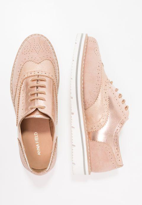 Chaussures Anna Field Derbies - rose rose: 31,95 € chez Zalando (au