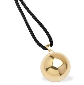 Harmony Ball - Solid 9ct GOLD