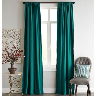 Top 25+ best Teal curtains ideas on Pinterest Curtain styles - teal living room curtains