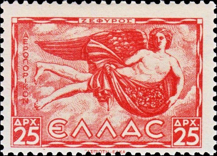 1942+Zephyrus+–+god+of+West+wind Α΄ΕΚΔΟΣΗ