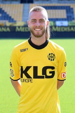 Nathan Rutjes - Dutch soccerplayer Roda JC