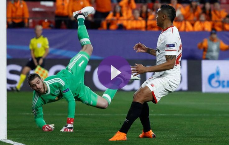 Sevilla 0 Vs Manchester United 0 stalemate in Seville as Mourinho's side play for the draw: * Sevilla 0 Vs Manchester United 0 stalemate in…