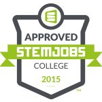 2015 STEM Jobs Approved Colleges