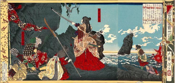 Meet the Samurai Women of Asian History: A Long History of Japanese Women Warriors