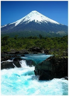 Osorno Volcano - Chile. AHHH JUST A FEW DAYS AWAY!