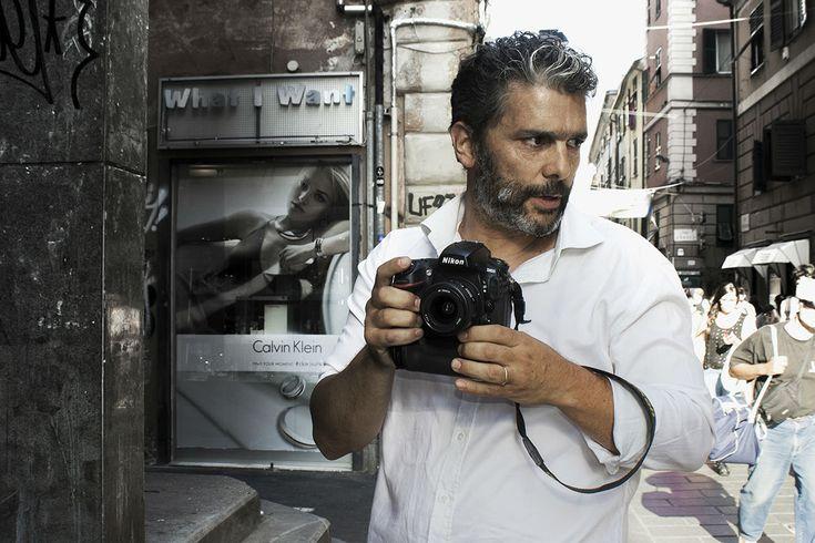 Se vuoi diventare un fotografo professionista, devi lasciarti guidare da chi ha esperienza, e tanta, ma tanta, passione. Come Davide Marcesini. #fotografia