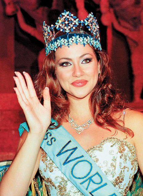 Our very own Miss World no2!Eirini Skliva