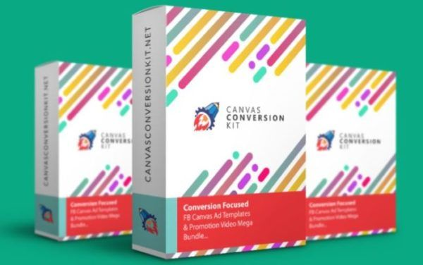 Canvas Conversion Kit Software Review - Best Developer Software, Brand New and Easy to Use Templates for Your Business Objectives, Create High Converting Facebook Canvas Using Only PowerPoint, No Additional Plugin Required