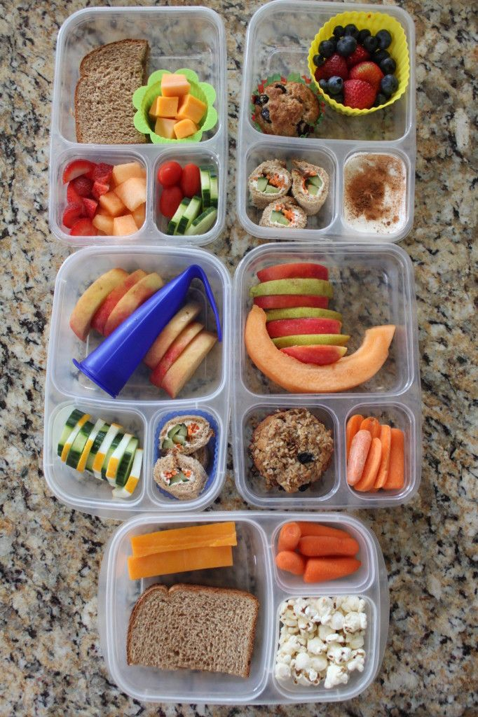 Great vegetarian options for school lunches!