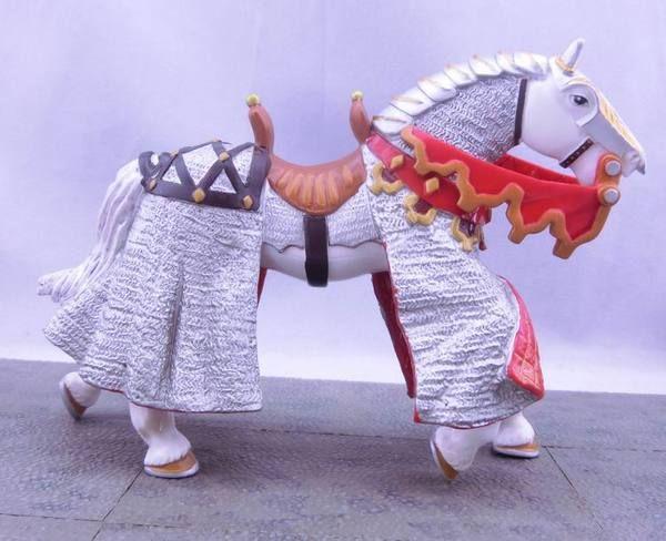 散货PAPO仿真动物模型人偶 梦幻神话 魔法师 海盗 罗宾汉 铠甲马