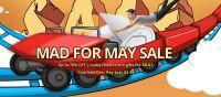 Акция: майская распродажа электроники в GearBest    В интернет-магазине GearBest сегодня стартовала майская акция распродажи продуктов. Скидки на некоторые позиции доходят до 70%, а пользователи могут выбрать среди всего обилия более нужные продукты, ценники на которые стартуют с отметки $0,01. Продлится акция до 31 мая и пройдет в два шага:    Подробно…