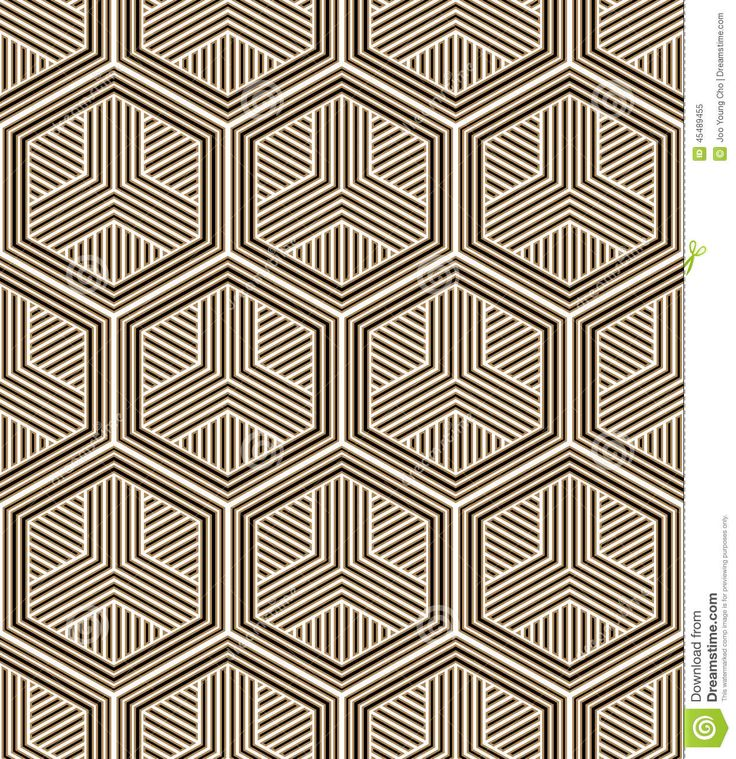 Beige Colors Geometry Pattern. Korean Traditional Pattern Design - Download From Over 42 Million High Quality Stock Photos, Images, Vectors. Sign up for FREE today. Image: 45489455