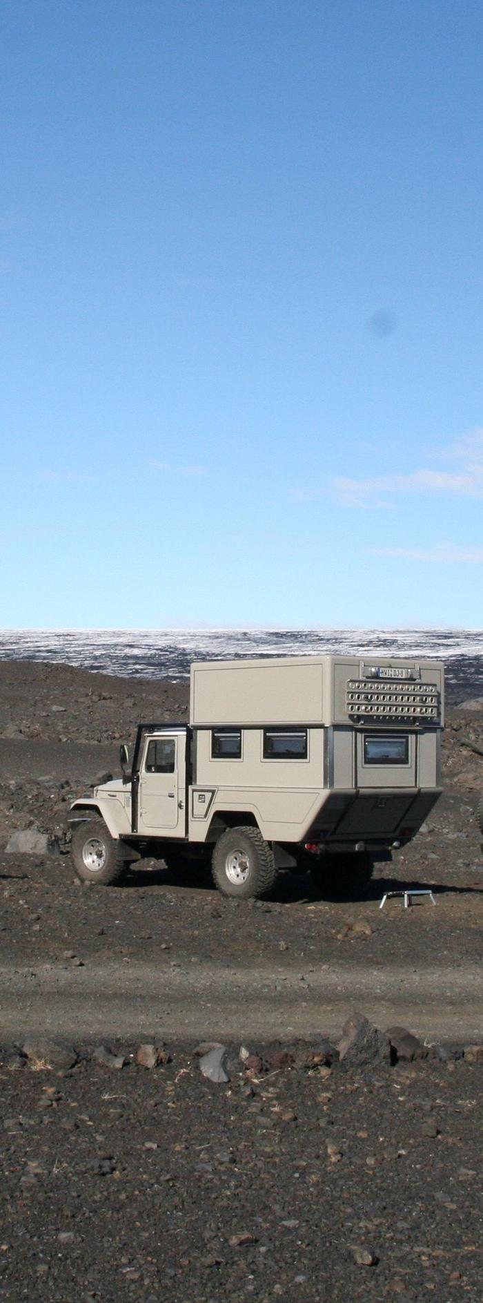 Best expedition vehicle ever fj40 landcruiser body work on a fj80 frame custom built
