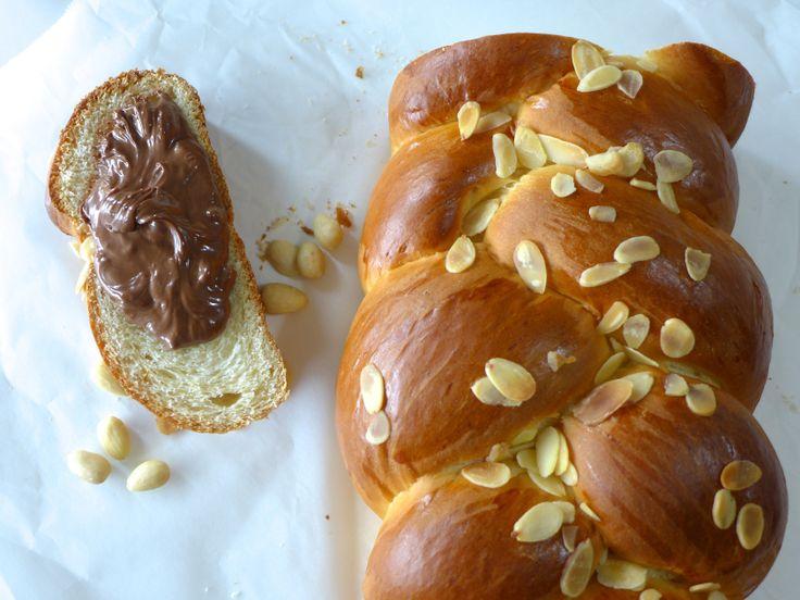 Tsoureki recipe (Traditional Greek Easter bread)-2