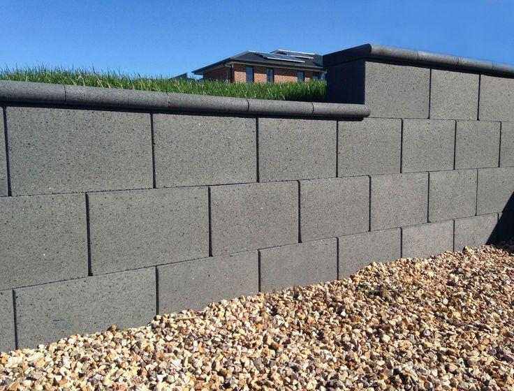 Freestone ECO Retaining Wall