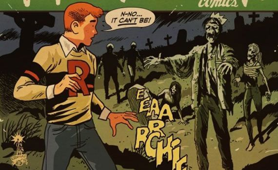 An 'Afterlife with Archie' Movie is Possible, Execs Say