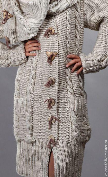 """Верхняя одежда ручной работы. Пальто """"Анастасия"""". Елена Velena. Интернет-магазин Ярмарка Мастеров. Однотонный, пальто из шерсти"""