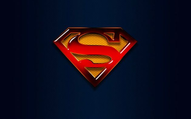 superman logo by benokil - photo #6