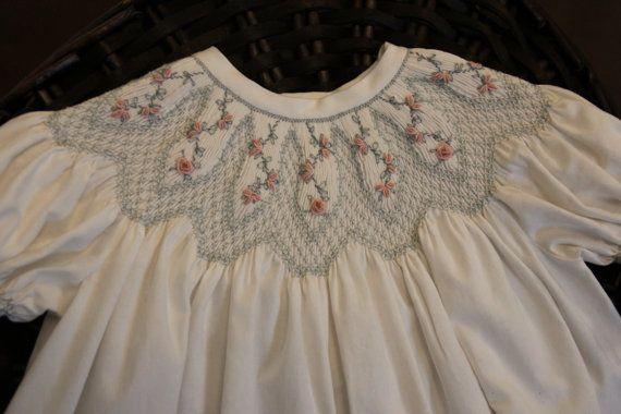 Babycakes Smocked Dress