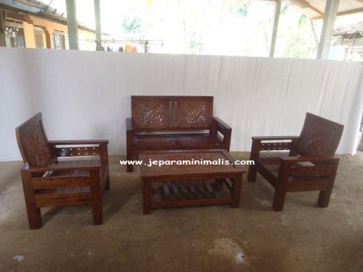 Kursi Tamu Minimalis Daun Lengkung 1 520x390 Kursi Tamu Minimalis Daun Lengkung