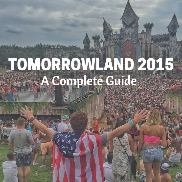 Do you want to go to Tomorrowland in Belgium? Find out everything in this blog post and secrets for finding tickets!