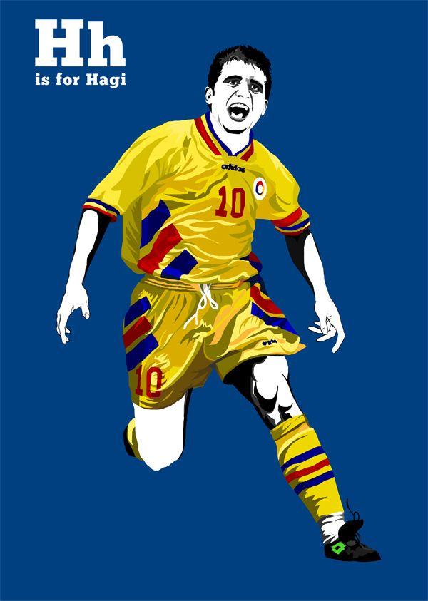 Miniboro: Figuras del Fútbol Ilustradas | MUNDO FLANEUR