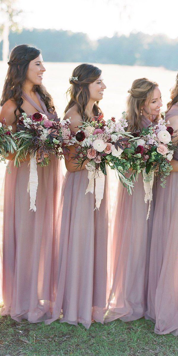 Pin On Brides And Bridesmaids