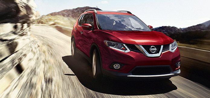 2016 Nissan Rogue SL Price & Specs | Nissan USA