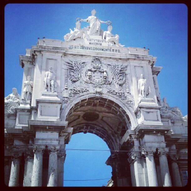 #summer #holiday #2012 #Lisbona #around #Portogal #capital #wonderful #place