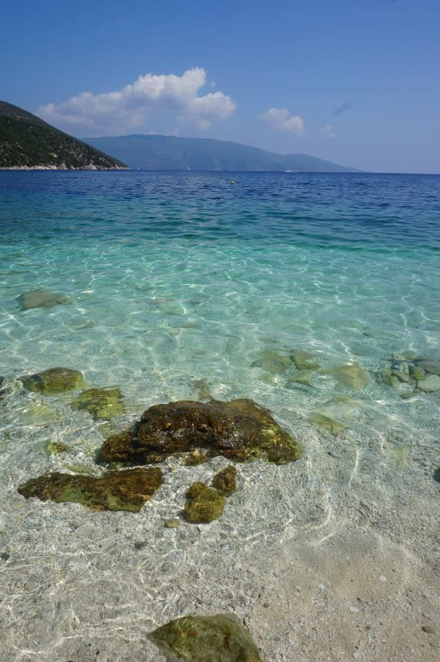 Anti samos beach