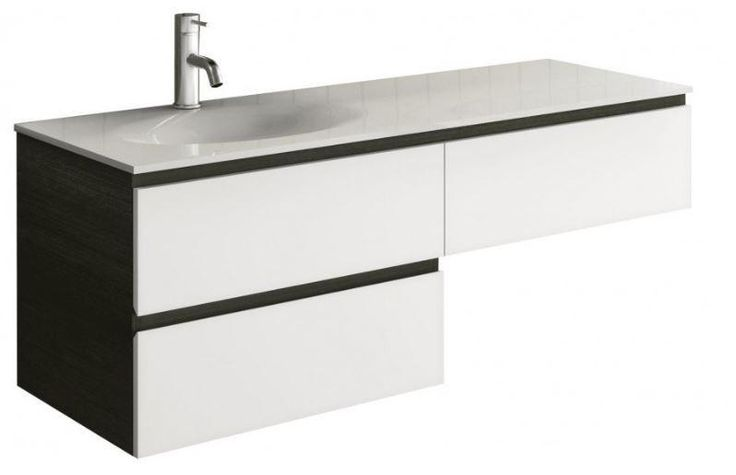 Timberline Wall Hung Pure Bliss 900 Vanity
