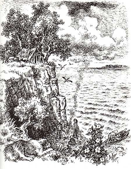 Czech illustration – Jan Černý
