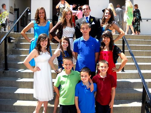 The Cimorelli family a few years ago. ;)