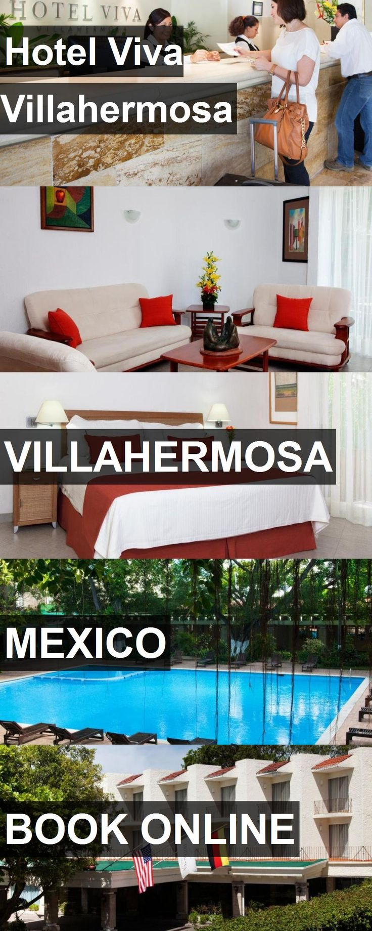 Hotel Viva Villahermosa in Villahermosa, Mexico. For more information, photos, reviews and best prices please follow the link. #Mexico #Villahermosa #travel #vacation #hotel
