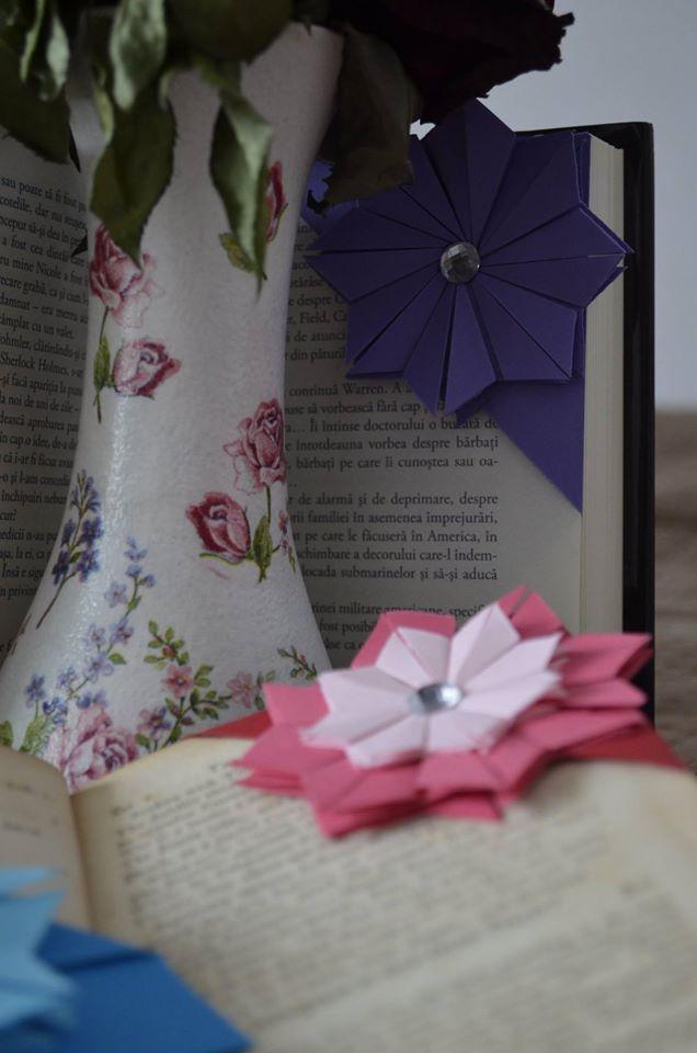 Origami BookMark<3 #smthdifferent