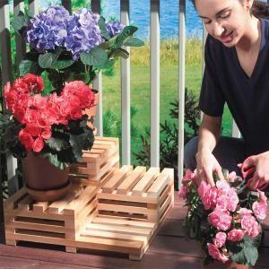 DIY plant stand - Family Handyman