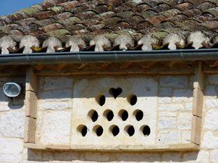 Les pigeonniers du tarn et Garonne, St-Georges: St Martin de Caussanille