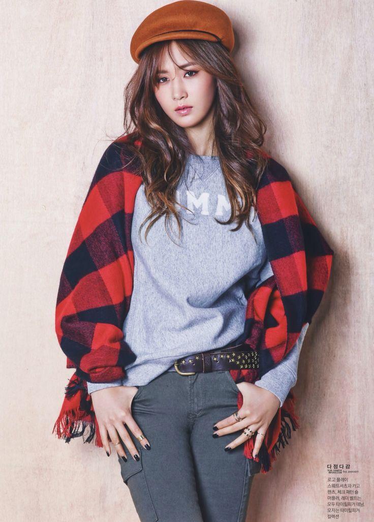 Yuri kwon snsd red shorts cum tribute 2