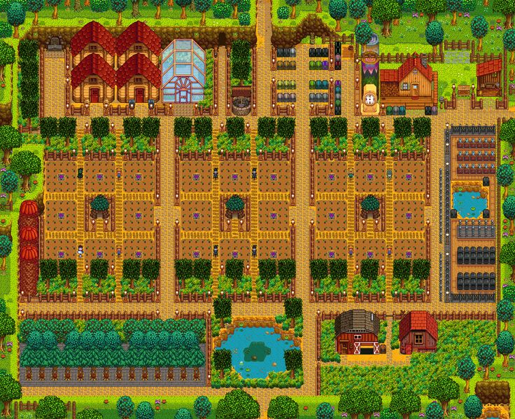 31 Best Stardew Valley Interior Decorating For Buildings