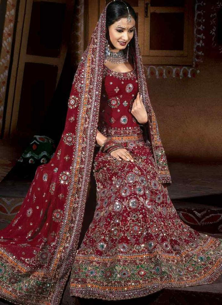 Asian wedding dress pictures