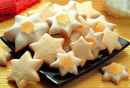 Vanilkové hvězdičky