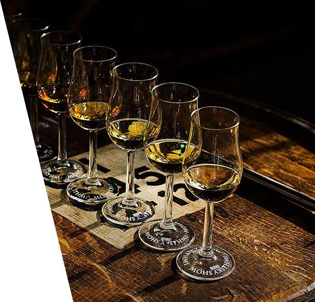 Paul John Whiskey - Distilled in Goa, India