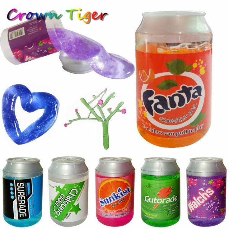 Kristall schleim DIY ziehen Schlamm blasen bubbles transparent schleim ungiftig/magnetische Handgum Polyer ton kreative kind kinder lustige spielzeug