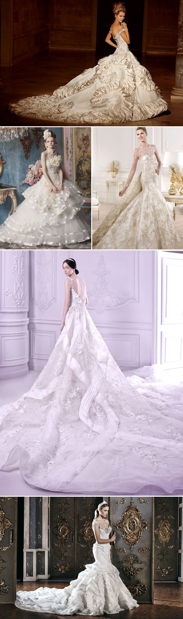 37 Princess Royal Ball Gowns with a touch of Glam!