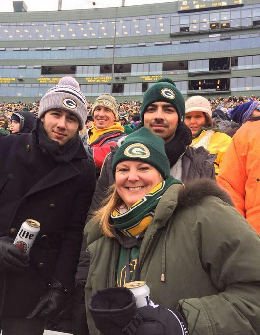 Most Famous Celebrity Packers Fans | 12up