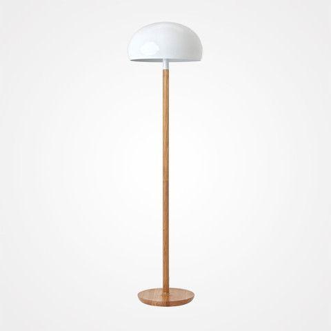 White Floor Lamp Mushroom