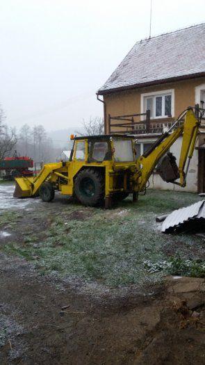 traktorbagr Ostrowek - 1