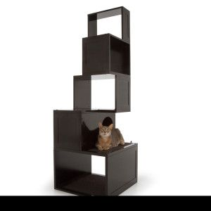 Designer Pet Products Sebastian Modern Cat Tree | Furniture & Towers | PetSmart