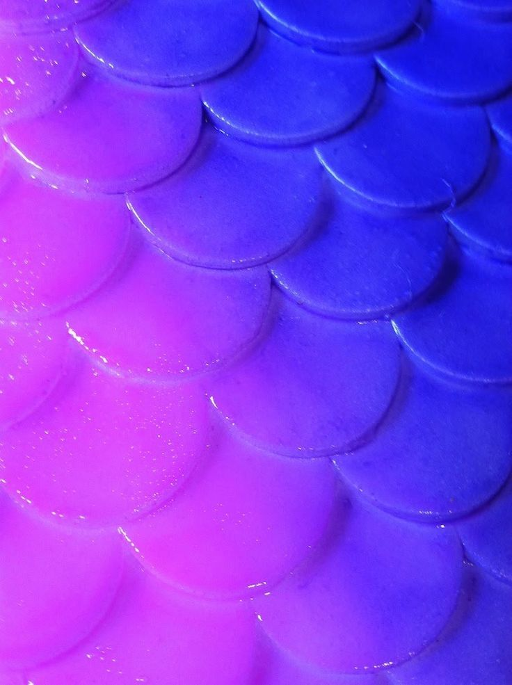 DIY: Silicone Mermaid Tail- Scales/Part 1
