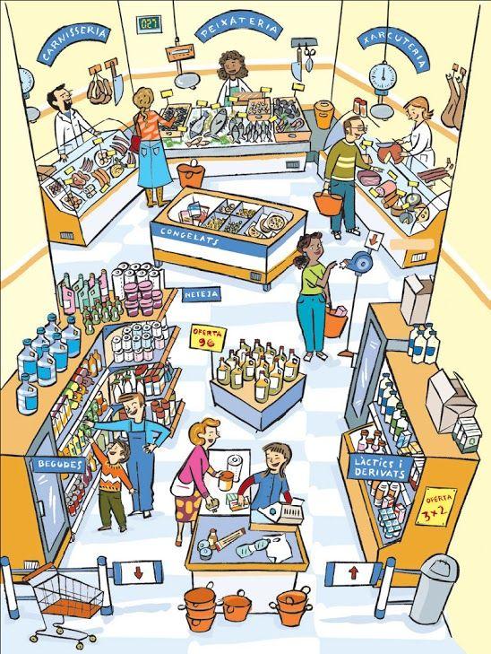 (2014-06) Hvad gør de i supermarkedet?